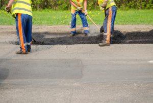 Asphalt and Concrete Repair